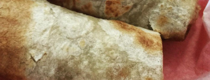 Burritos La Palma is one of Chris' LA To-Dine List.