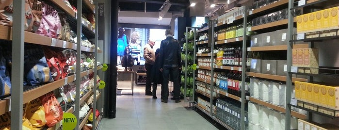 Marks & Spencer is one of My favorites in Amsterdam.