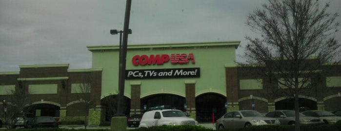 CompUSA is one of A local's guide: 48 hours in Fleming Island, Fl.