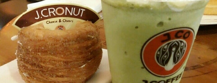 J.Co Donuts & Coffee is one of Top picks for Donut Shops.