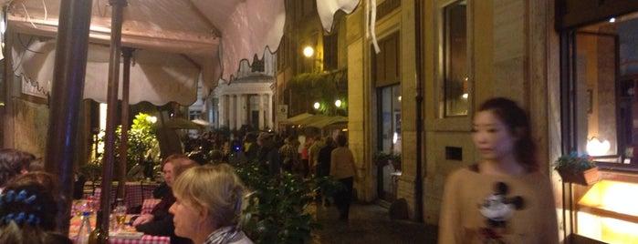 Virginiae is one of ristoranti Roma.