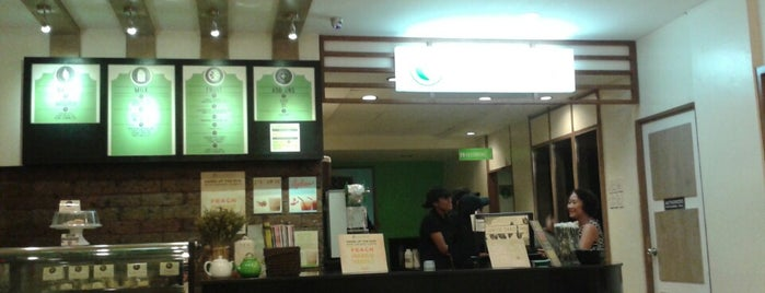 Moonleaf Tea Shop is one of It's Tea Time.