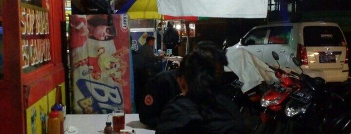 Indomie Enjoy (Supermie Enjoy) is one of Napak Tilas Perjalanan N9.