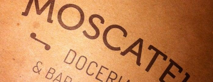 Moscatel Doceria e Bar de Açúcar is one of Docerias/Sobremesas.