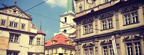 Malostranské náměstí is one of Places I've been before 4square.