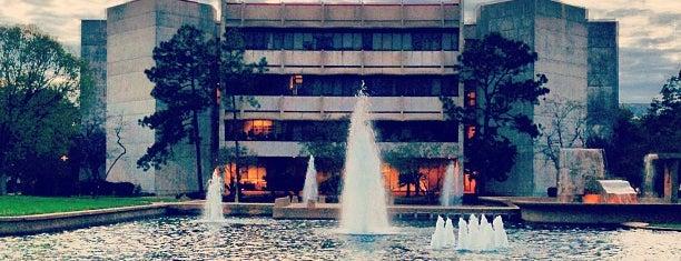 University of Houston is one of Houston Trip 2011.