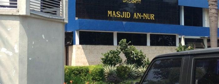 Masjid An-Nur SMAMDA - UMSIDA is one of deskum.