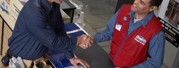 Lowe's Home Improvement is one of Shop Locally - Marysville, Oh.