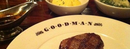 Goodman is one of My London.
