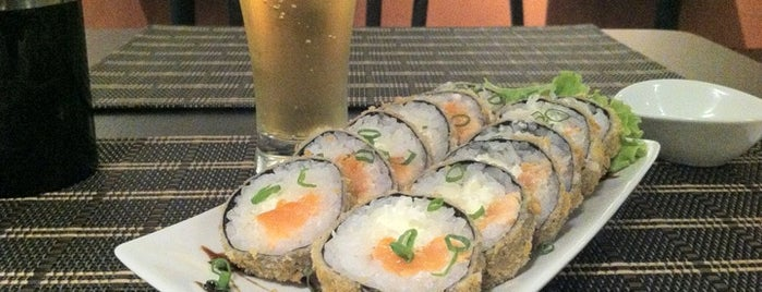Kone Way Sushi House is one of Bento Badge - Places in Natal.