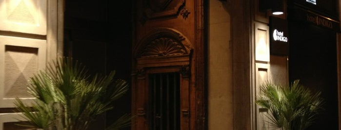 Hotel Indigo Barcelona is one of Hotels.