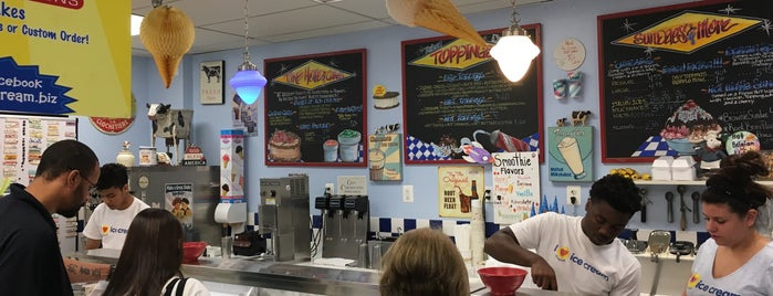 The Daily Scoop is one of Food Spots to Try.