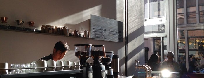 Timbertrain Coffee Roasters is one of Independent Coffee in Vancouver.