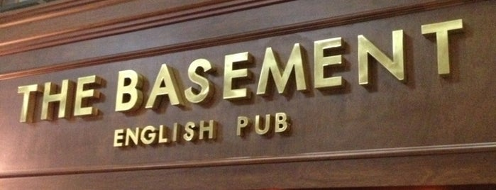The Basement English Pub is one of Blumenau.