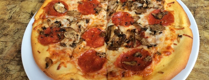 Pomodoro Pizza is one of places to go.