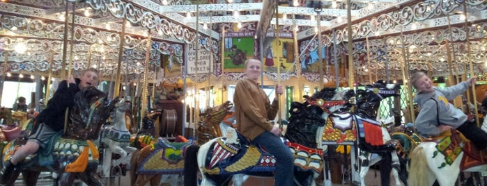 Grand Carousel is one of Favorite Arts & Entertainment.