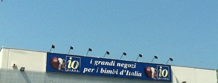 Io Bimbo-Baby Center is one of Negozi infanzia.