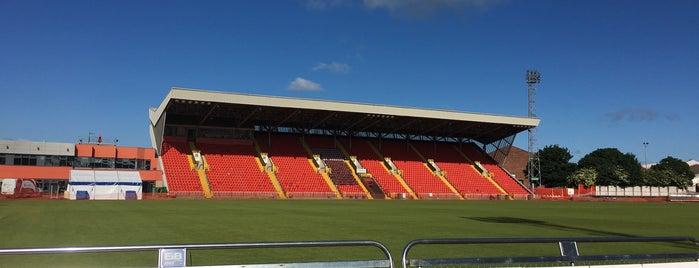 Gateshead International Stadium is one of My Stadium Tour.
