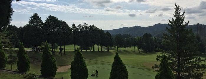 笠間桜カントリー倶楽部 is one of ゴルフ場(茨城).