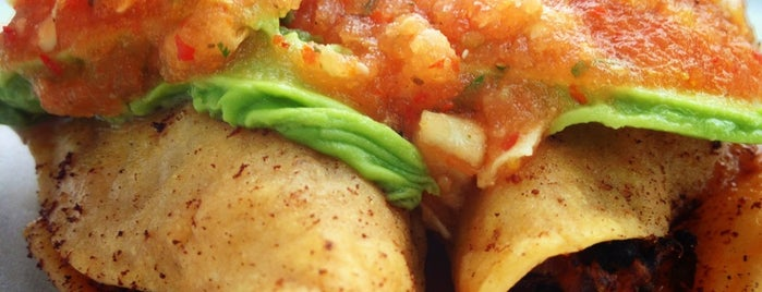 Mariscos Jalisco is one of Lunch Eats.