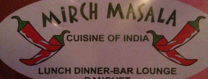 Mirch Masala is one of Foodie Picks.