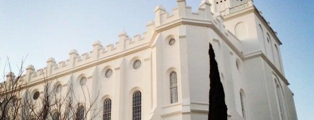 St. George Utah Temple is one of Utah LDS (Mormon) Temples.