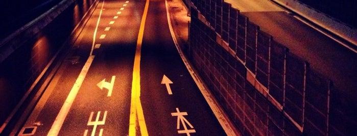首都高 京橋JCT is one of 高速道路.