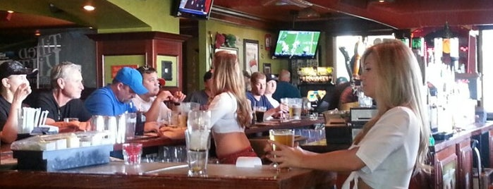 Tilted Kilt Clearwater is one of Restaurants.
