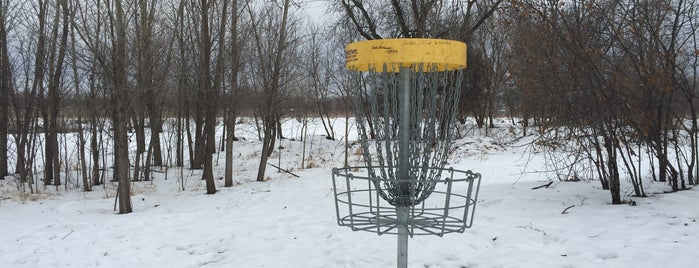Eagle's Edge Disc Golf Course is one of Doctor's Disc Destinations.