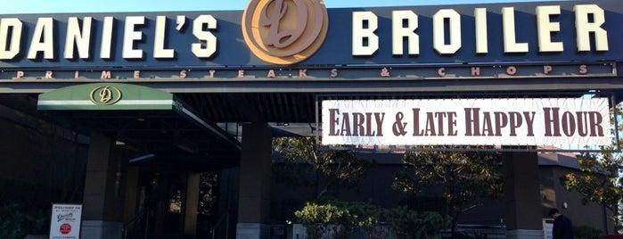 Daniel's Broiler is one of Happy Hour in Seattle.