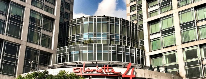 Glorietta 4 is one of Guide to Makati City's best spots.