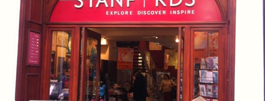 Stanfords is one of London.