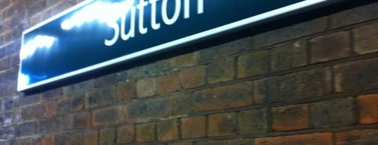 Sutton Railway Station (SUO) is one of Railway Stations in UK.