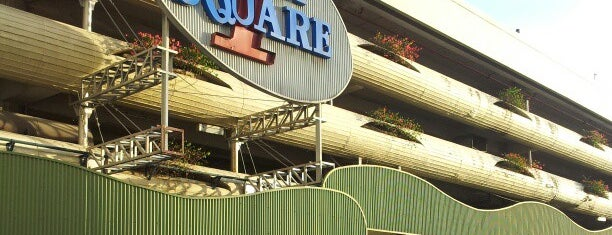 Park Square 1 is one of Guide to Makati City's best spots.