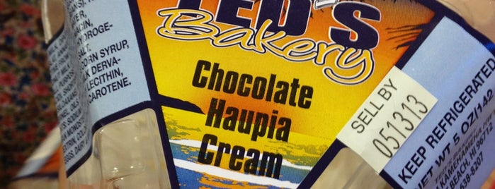 Ted's Bakery is one of Guide to Haleiwa's best spots.
