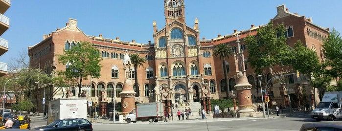 Universidad de Barcelona is one of Tania.