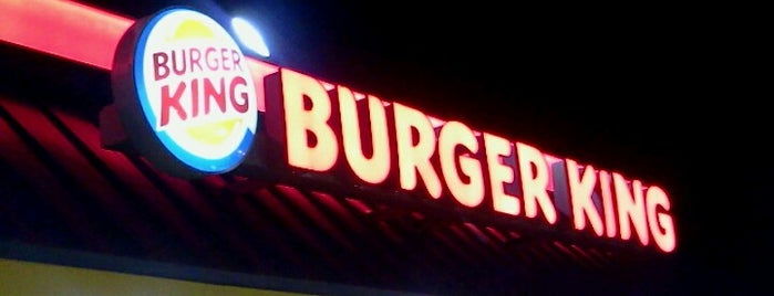 Burger King is one of Food in The Shoals Area.