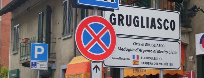 Grugliasco is one of Italy 2011.