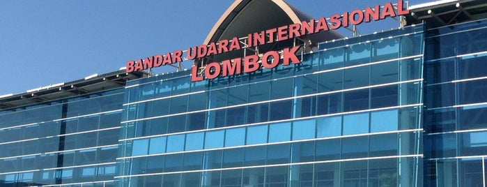 Lombok International Airport (LOP) is one of mataram.