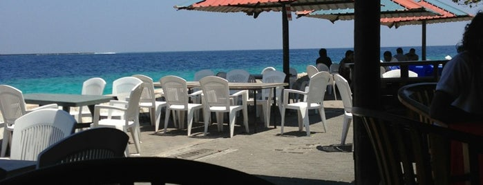 Lily's is one of Cafe's and Restaurants Lists in Male'.