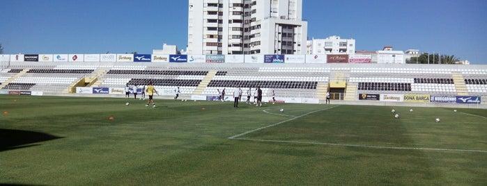Estádio Municipal de Portimão is one of My List.