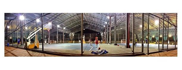 Sport Center Universitas Gunadarma is one of campus.