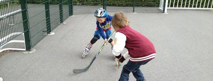 Skatepark Europapark is one of All-time favorites in Nederland.