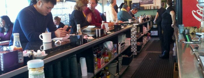 Highland Park Diner is one of The Best Spots In Rochester, NY.