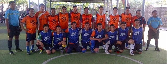 azira futsal is one of Lapangan Futsal.