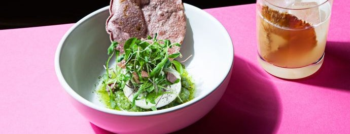 Cosme is one of NYC Food.