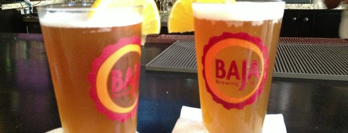 Baja Brewing Co. is one of Top 10 Bars @ Cabo San Lucas.