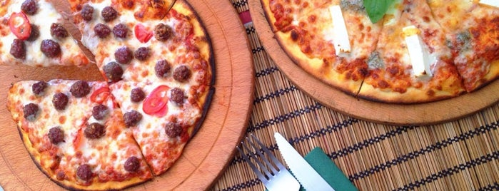 Pizza Il Forno is one of Tested Foods.