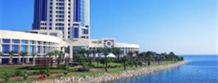 The Ritz-Carlton, Doha is one of My Doha..