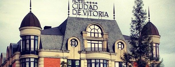 Silken Ciudad de Vitoria is one of Hoteles.